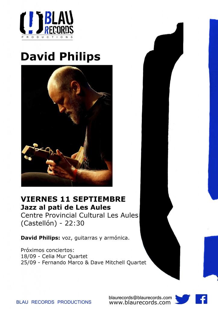 David Philips 11 septiembre
