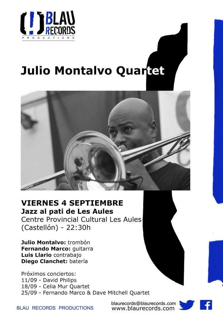Julio Montalvo 4 septiembre